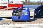 2007 Yamaha EF1000iS - Beauty Blue