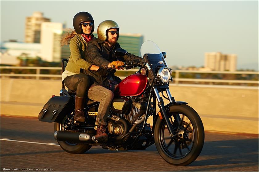 2015 Yamaha Bolt Cruiser Motorcycle