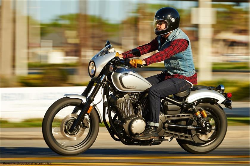 2015 Yamaha Bolt R Spec Cruiser Motorcycle