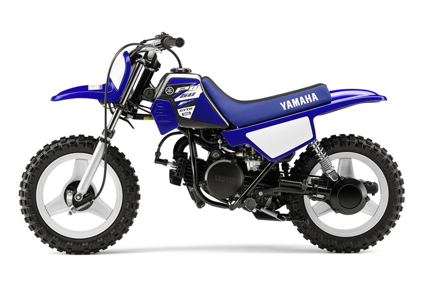 2015 Yamaha PW50 Trail Motorcycle - Model Home