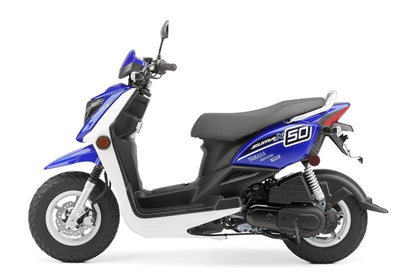 2015 Yamaha Zuma 50FX Scooter Motorcycle - Photo, Picture