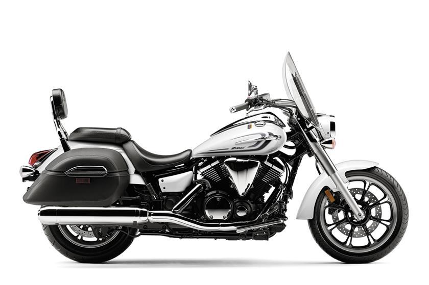 2015 Yamaha V Star 950 Tourer Cruiser Motorcycle - Model Home