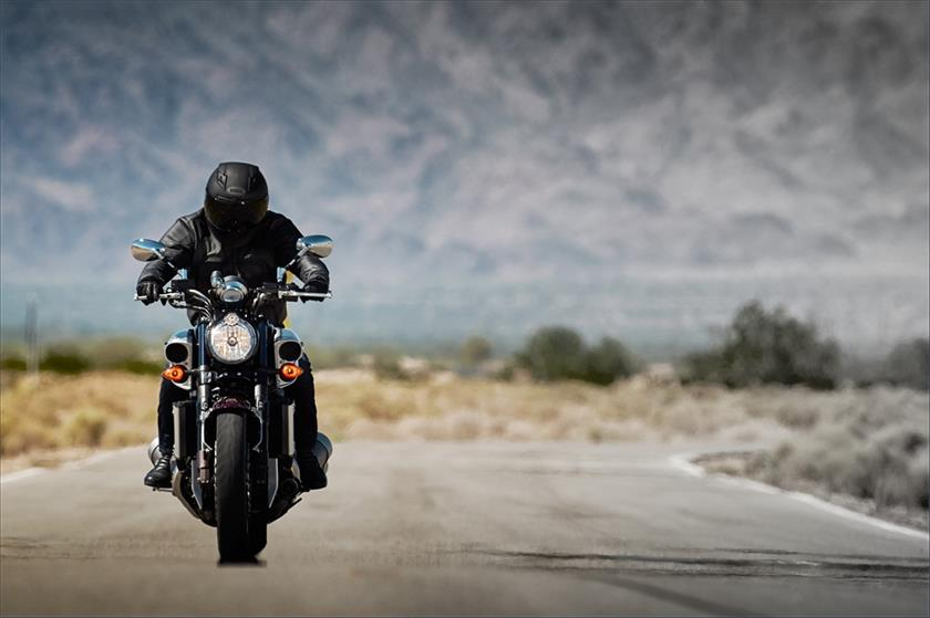 2015 Yamaha VMAX Sport Heritage Motorcycle - Model Home
