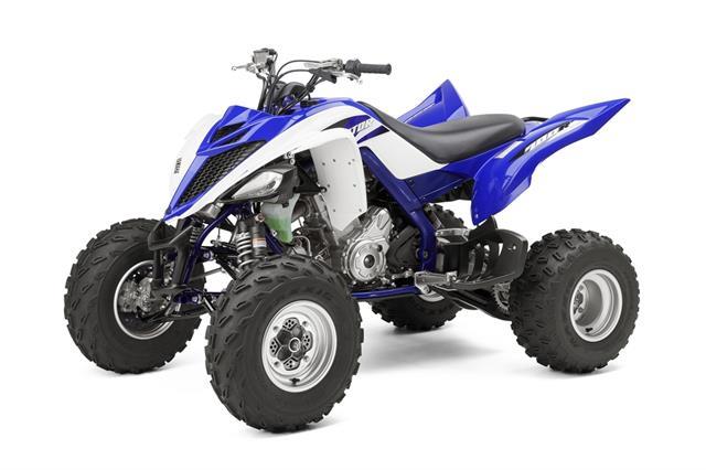2015 Yamaha Raptor 700R Sport ATV - Model Home