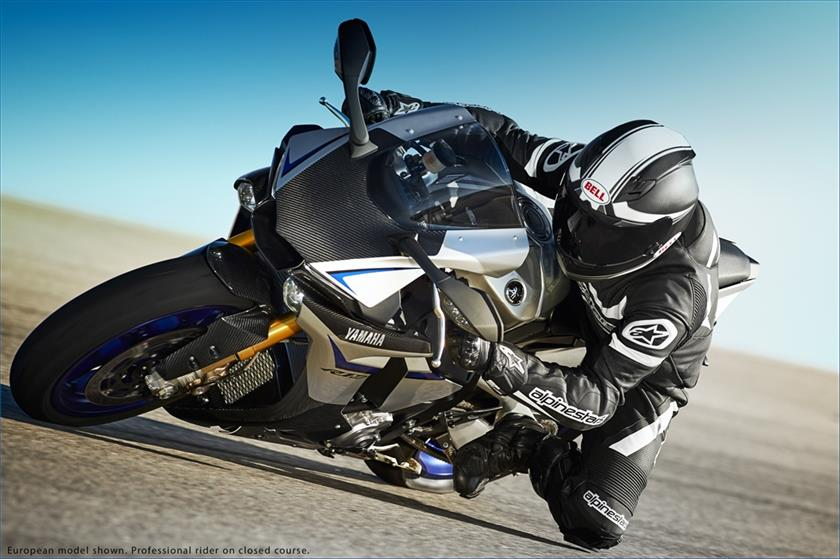2015 yamaha yzf r1m supersport motorcycle model home
