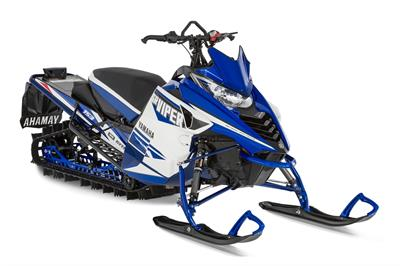 2016 yamaha srviper m tx le 153 mountain snowmobile