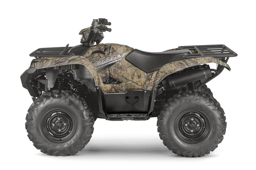 2016 yamaha grizzly utility atv photo picture. Black Bedroom Furniture Sets. Home Design Ideas