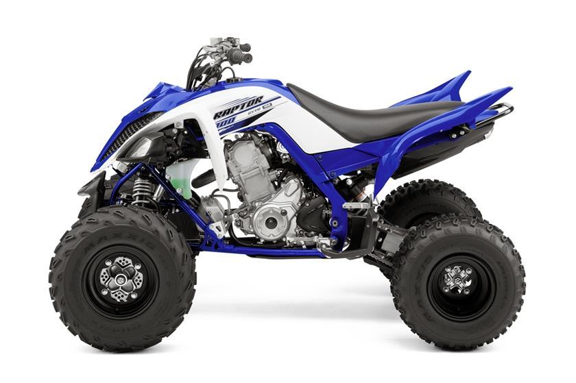 Build Your Own Yamaha Raptor