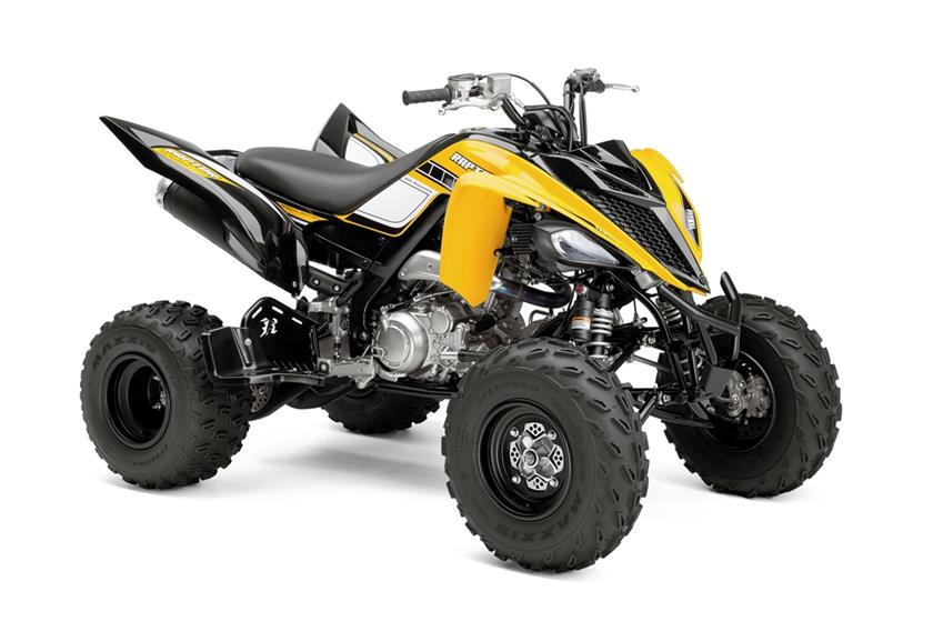 2016 Yamaha Raptor 700R SE Sport ATV - Model Home