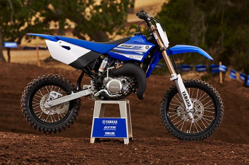 2016 yamaha yz85 motocross motorcycle photo picture. Black Bedroom Furniture Sets. Home Design Ideas