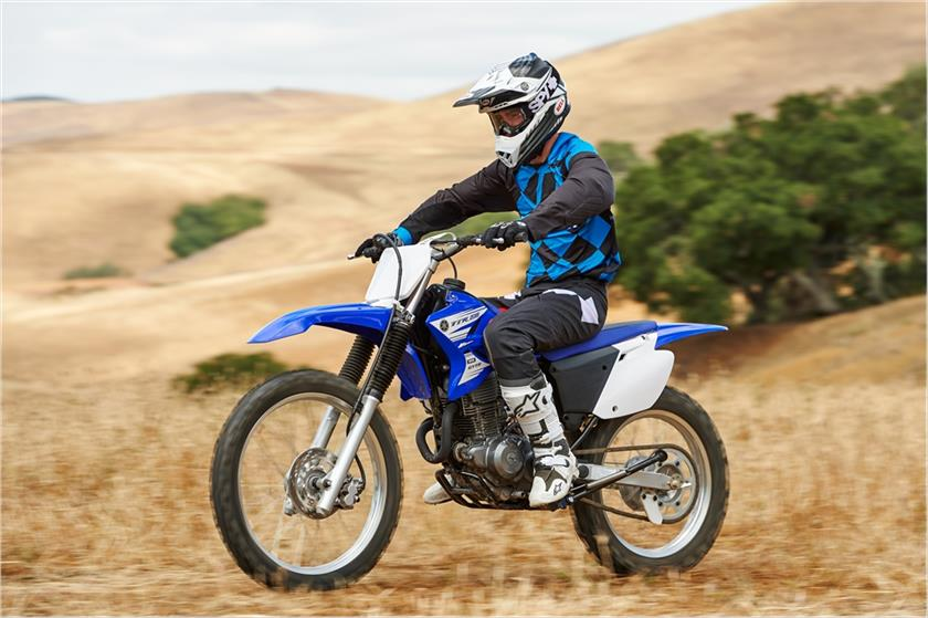 2016 Yamaha TT-R230 Trail Motorcycle - Model Home