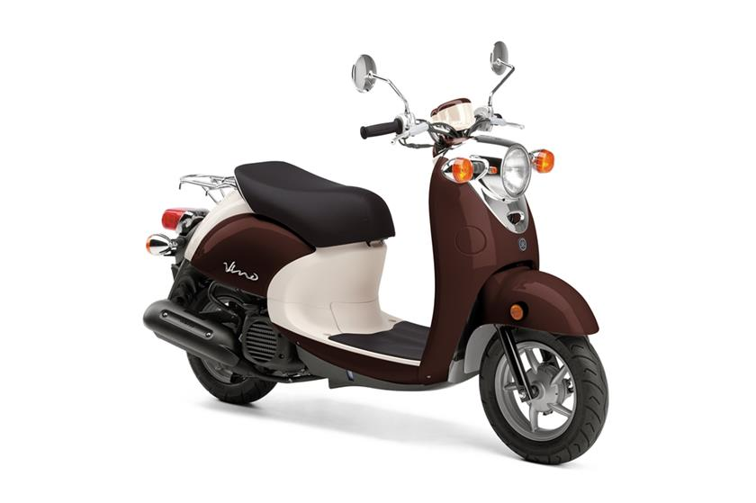 2016 Yamaha Vino Classic Scooter Motorcycle - Model Home