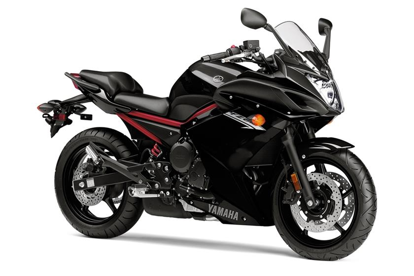 2016 Yamaha FZ6R Supersport Motorcycle - Model Home