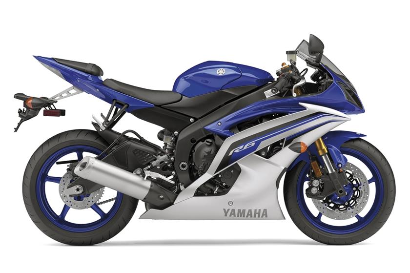 Image result for yamaha r6 2016
