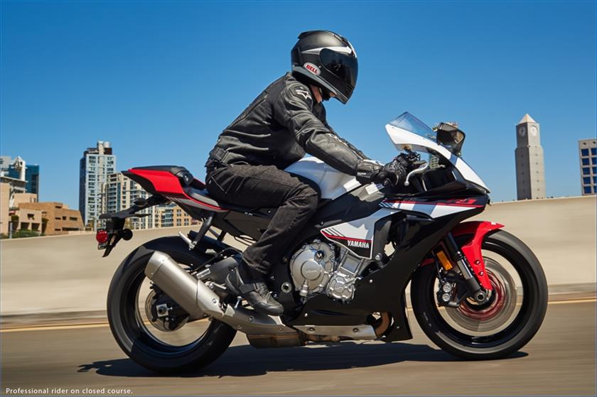 2016 Yamaha YZF-R1S Supersport Motorcycle - Model Home
