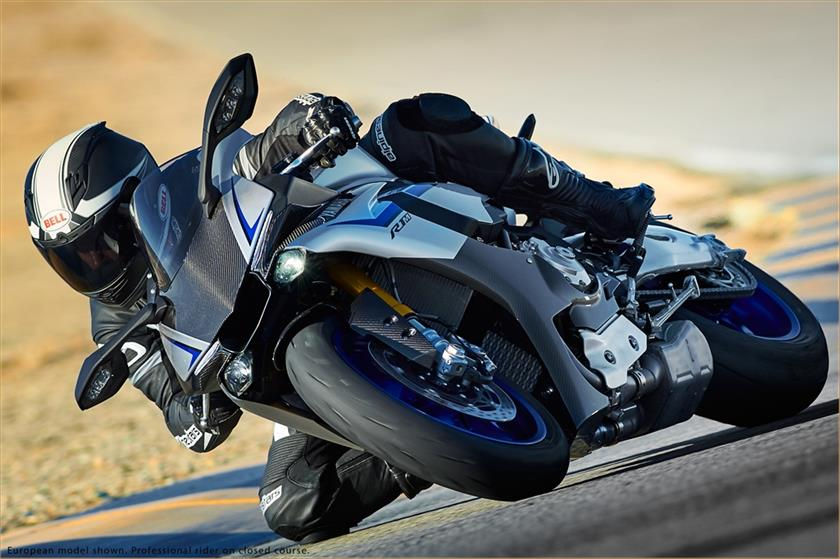 2016 Yamaha YZF R1M Supersport Motorcycle