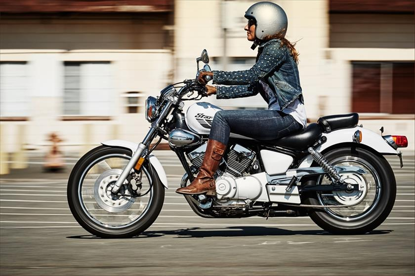 2016 Yamaha V Star 250 Cruiser Motorcycle - Model Home