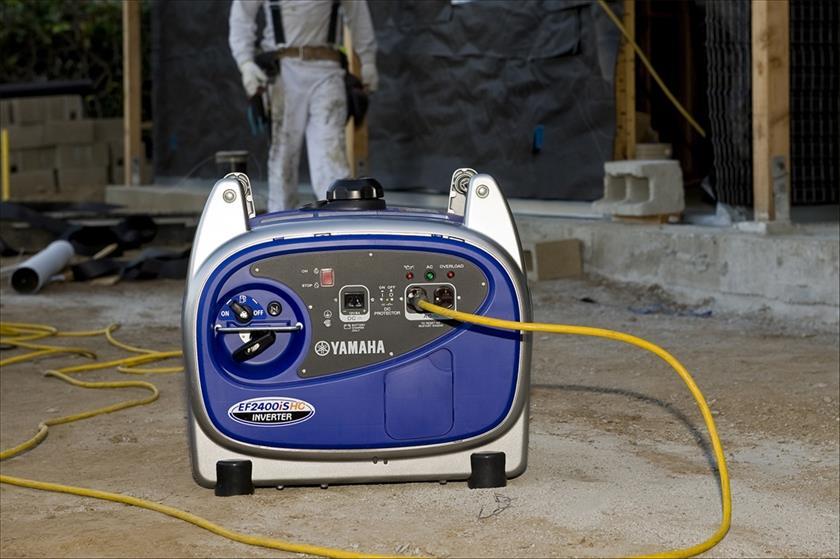 Yamaha Ef2400ishc Generator Photo Picture