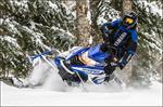 2017 Yamaha SRViper B-TX LE - Action Blue