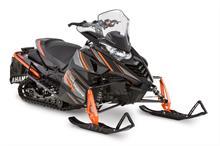 2017 Yamaha SRViper R-TX DX - Studio Orange