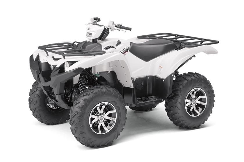 2017 Yamaha Grizzly EPS Utility ATV Model Home – Kawasaki Prairie 700 Engine Diagram