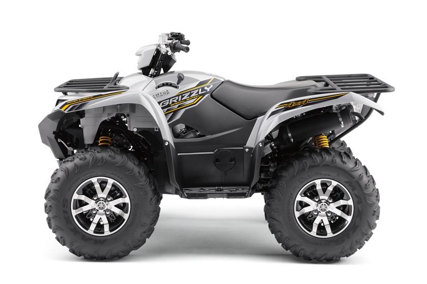 2017 yamaha grizzly eps se utility atv model home gallery sciox Choice Image