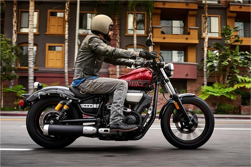 2017 Yamaha Bolt R Spec Cruiser Motorcycle