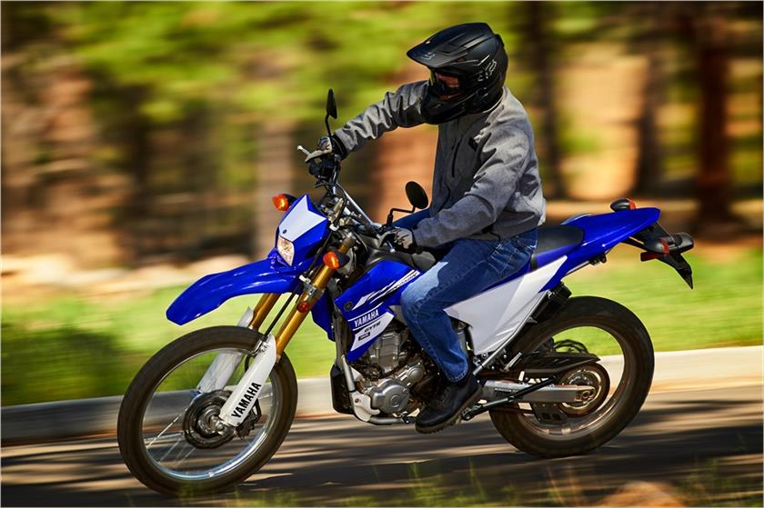 2017 Yamaha Wr250r Dual Sport Motorcycle Photo Picture