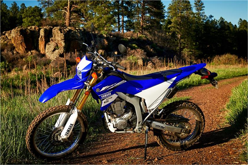 2017 Yamaha WR250R Dual Sport Motorcycle