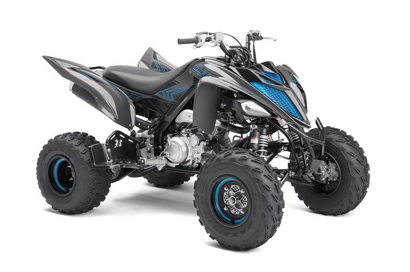 2017 Yamaha Raptor 700R SE Sport ATV - Model Home