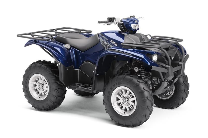 2017 Yamaha Kodiak 700 Eps Se Studio
