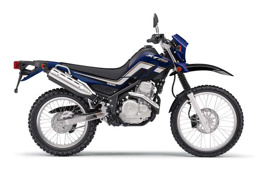 2017 yamaha xt250 dual sport motorcycle photo picture for Yamaha xt250 specs