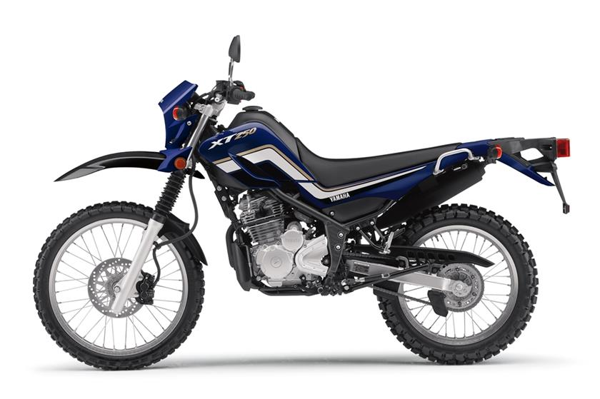 2017 yamaha xt250 dual sport motorcycle photo picture for Yamaha dual sports