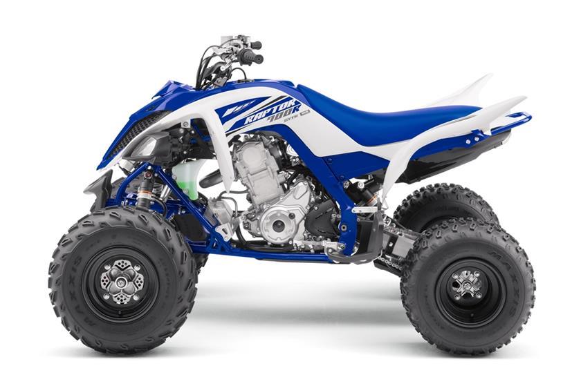 2017 Yamaha Raptor 700r Sport Atv Photo Picture