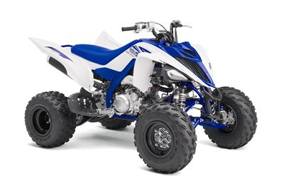 2017 Yamaha Raptor 700R Sport ATV - Model Home