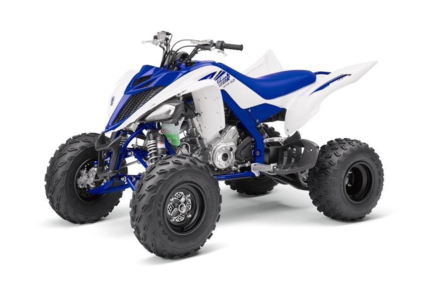 2017 Yamaha Raptor 700R Sport ATV - Model Home