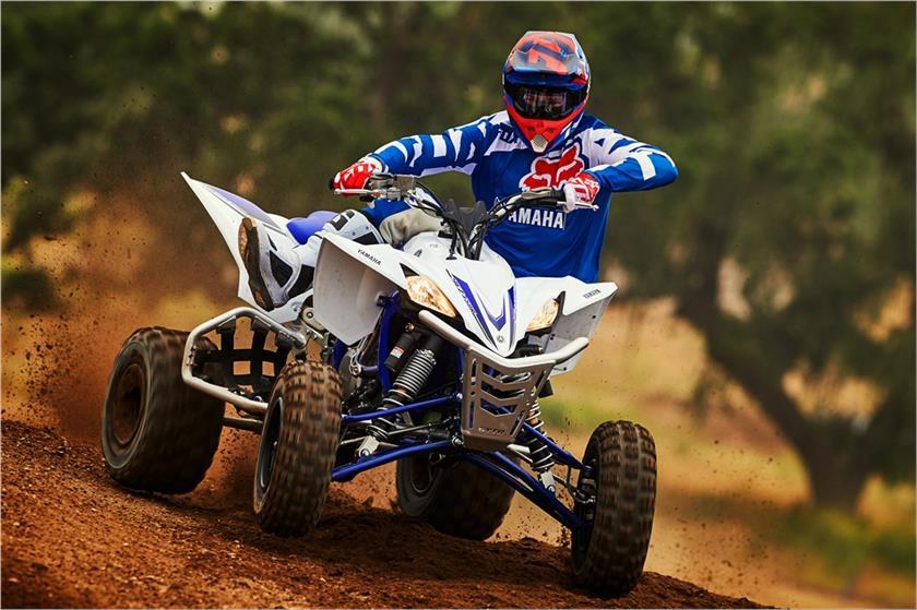2017 Yamaha YFZ450R Sport ATV - Photo, Picture