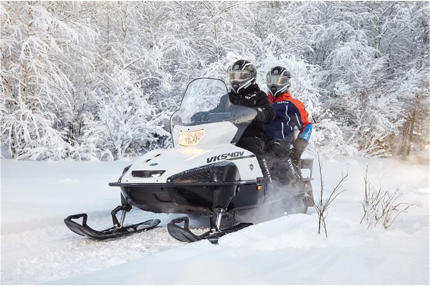 2017 yamaha vk540 2 up touring utility snowmobile photo for 2017 yamaha snowmobiles