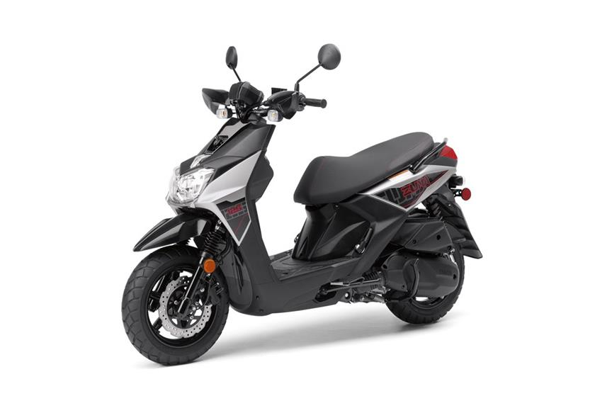 2017 yamaha zuma 125 scooter motorcycle photo picture. Black Bedroom Furniture Sets. Home Design Ideas
