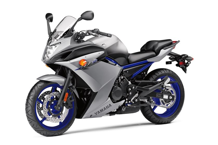 2017 Yamaha FZ6R Supersport Motorcycle - Model Home