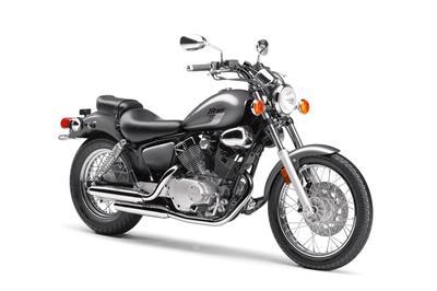2017 Yamaha V Star 250 Cruiser Motorcycle Model Home