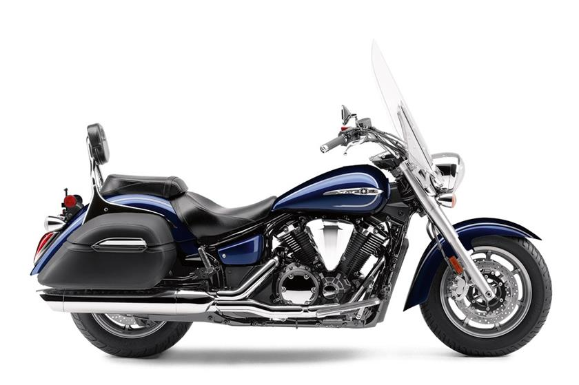 2017 yamaha v star 1300 tourer cruiser motorcycle - model home