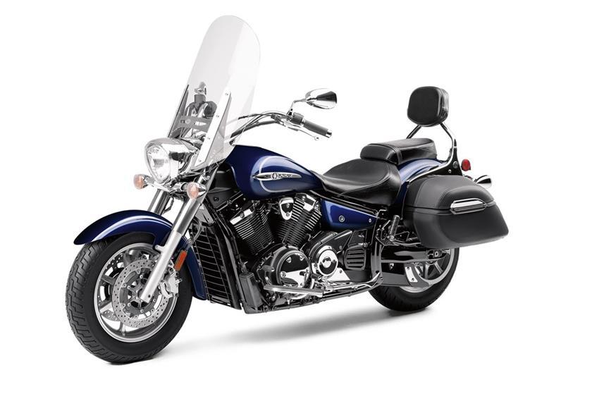 2017 Yamaha V Star 1300 Tourer Studio Blue