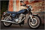 2017 Yamaha SR400 - Beauty Black