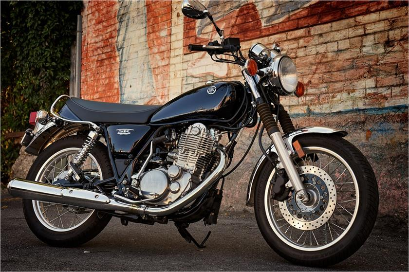 2017 Yamaha Sr400 Sport Heritage Motorcycle Photo Picture