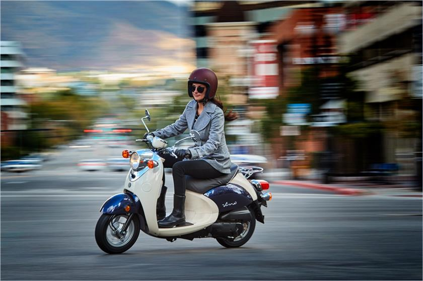 2017 yamaha vino classic scooter motorcycle photo picture for Motor scooter dealers near me