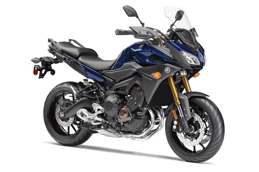2017 Yamaha Fj 09 Sport Touring Motorcycle Photo Picture