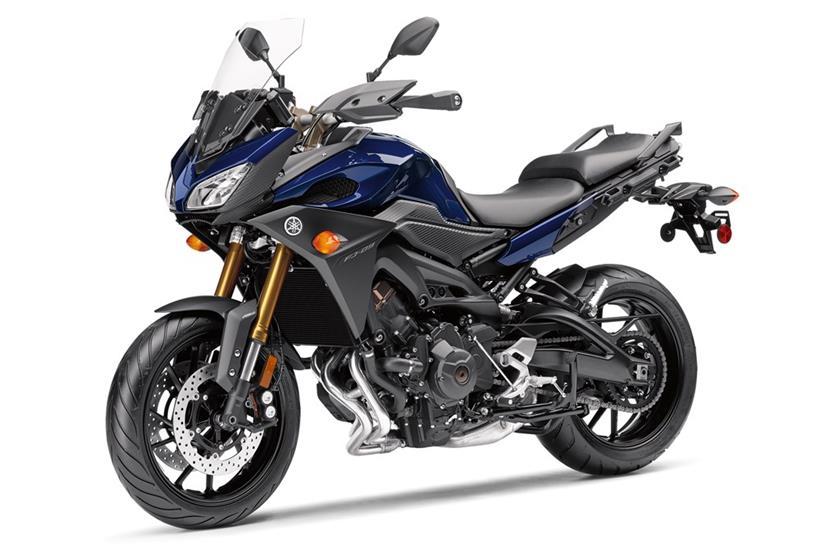 2017 Yamaha FJ-09 Sport Touring Motorcycle - Photo, Picture