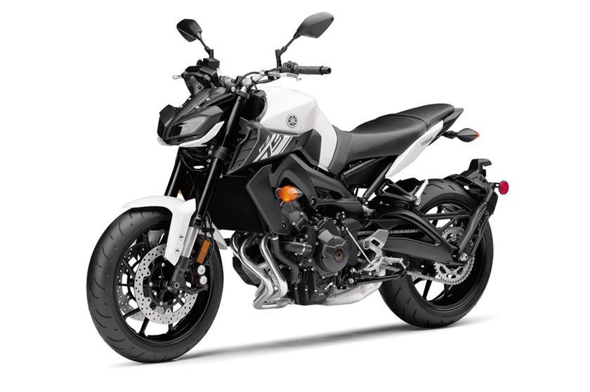 2017 Yamaha Fz 09 Hyper Naked Motorcycle Model Home