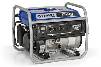 yamaha ef2600 generator model home